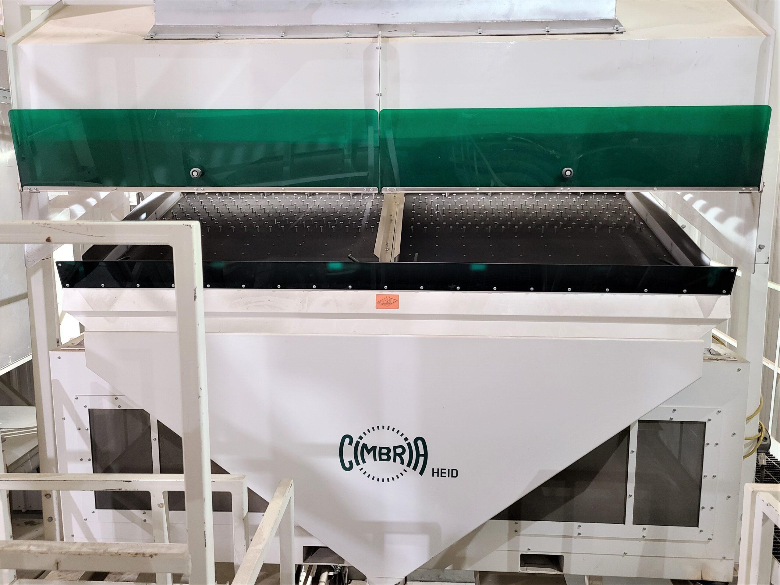 Trawin Seeds Destoner