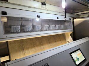Trawin Seeds Colour Sorting Machine