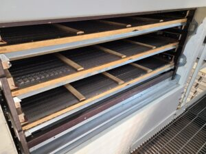 Trawin Seeds Air Screen Machine