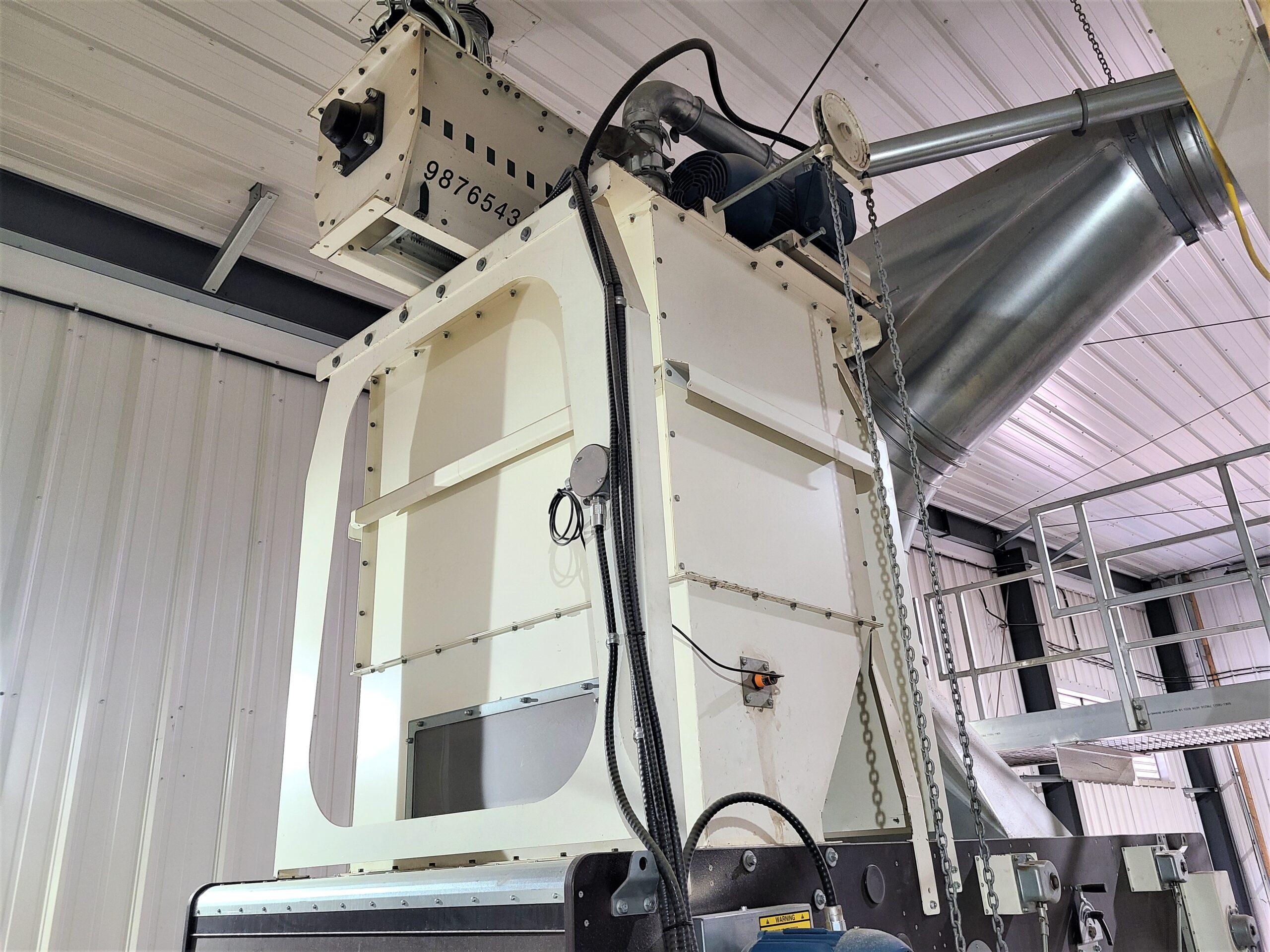 Trawin Seeds Debearding Machine