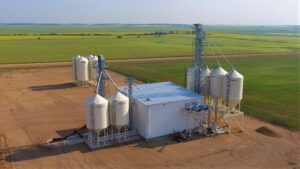 Trawin Seeds Cleaning Plant Bucket Elevators
